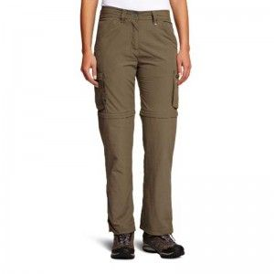 Catla Zip-Off Broek - Tree Top