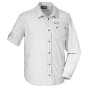 Chilko Shirt Men - Grey Haze