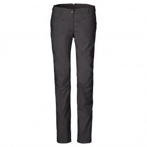 Chino Pants Women - Dark Steel