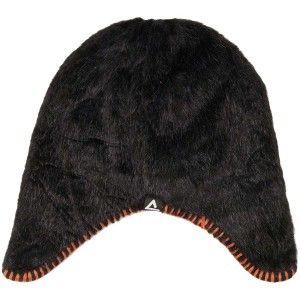 Jamboree Fur Hat - Black