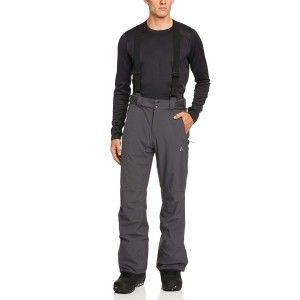 Men's Qualify Pant - Ebony Grey