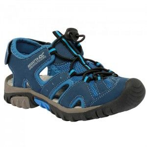Deckside Junior Sandal - Blue Wing - RKF413-028-MW