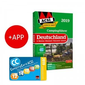ACSI Campingfuhrer Deutschland 2019