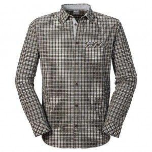 Dixon Shirt Men - Black Checks