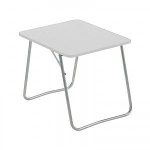 Dukdalf Handy Plus - Campingtafel - 50 x 60 cm - Wit