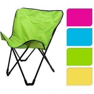Vlinderstoel 4 ASSORTI