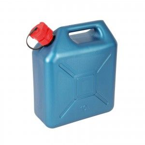 Eda Jerrycan Met Tuit 10 Liter Blauw 1