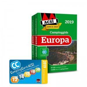 ACSI Campinggids Europa 2019