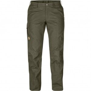 Karla Winter Trousers  246 - Tarmac