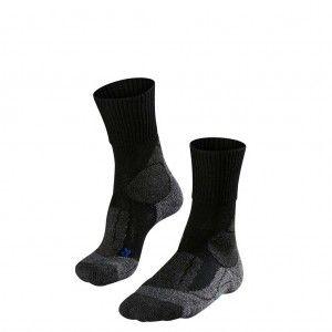 FALKE TK1 Cool Women Sokken Black Mix