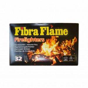 FibraFlame Aanmaakblokjes 32 stuks