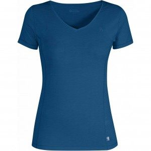 Abisko Cool T-Shirt - 539 Lake Blue