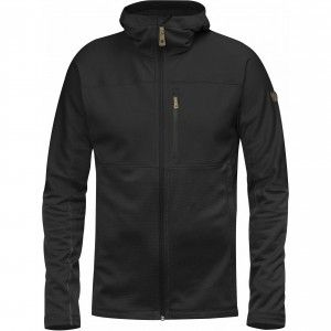 Abisko Trail Fleece - 550 - Black