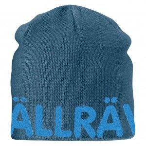 Fjallraven Are Beanie 520-525 - Uncle Blue/UN Blue