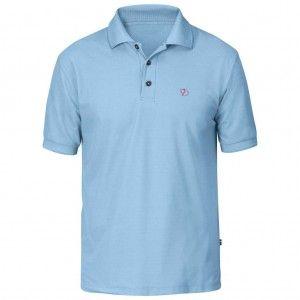 Crowley Pique Shirt -  503 - Light Blue