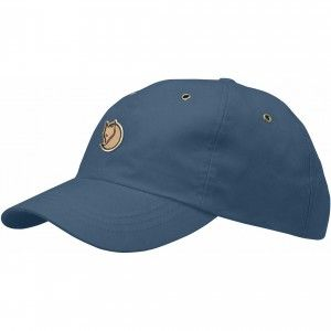 Fjallraven Helags Cap - 520 Uncle Blue