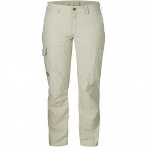 Karla Trousers - Off-White