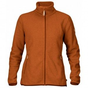 Stina Fleece - 215 Autumn Leaf