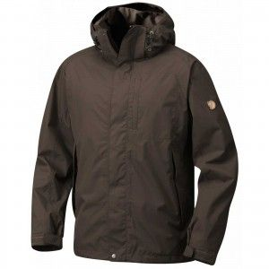 Fjällräven Stuga Jacket - 291 Black Brown