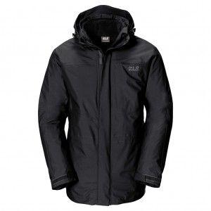 Genesis Jacket Men - Black