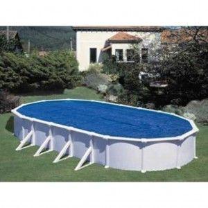 GRE Zwembad Noppenzeil 500 x 300 cm