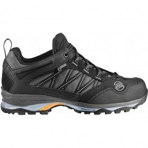 Hanwag Belorado Bunion Low Lady GTX Zwart