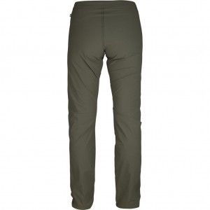High Coast Trail Trousers W - 032 - Mountain Grey