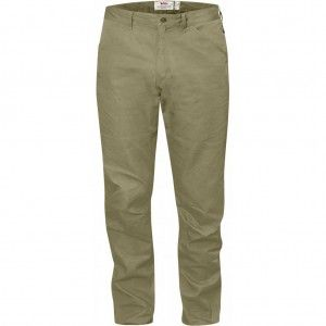 High Coast Trousers - 218 Cork