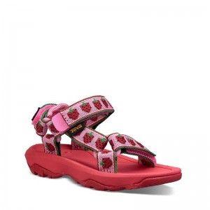 Teva HURRICANE kindersandaal strawberry pink