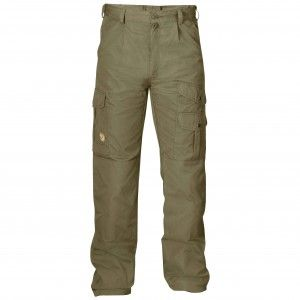 Fjallraven Iceland Trousers 236 - Light Khaki