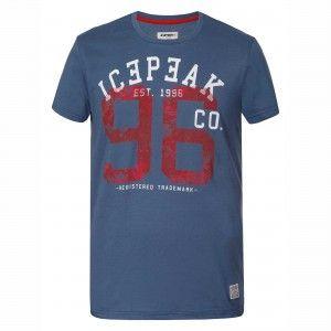 Icepeak Kiran T-Shirt 338 TURQUOISE