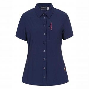 Icepeak Sanne Blouse 381 NAVY BLUE