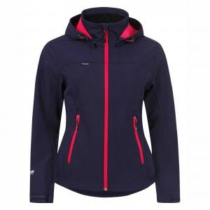 Icepeak Selene Softshell Jacket 381 NAVY BLUE