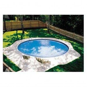 Inbouwzwembad Rond Tender Pool 120 cm