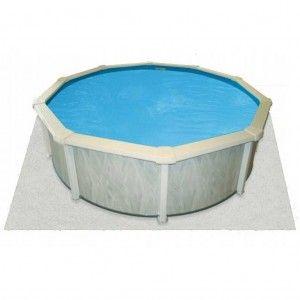 Interline Ondertapijt 730 x 360 cm zwembad grondzeil