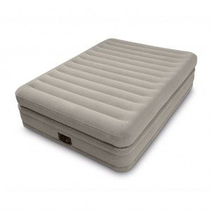 Intex Prime Comfort Elevated Airbed Queen 2 Persoons Luchtbed