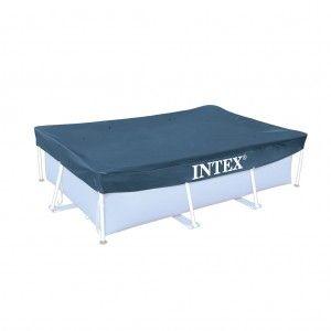 Intex Afdekzeil voor Frame Pool 300x200 cm