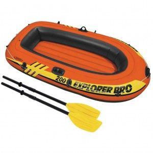 Intex 58357NP Explorer Pro 200 Set 2-persoons Opblaasboot