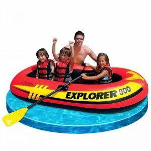 Explorer Pro 300 Set 244 x 117 x 36 cm 58358 NP