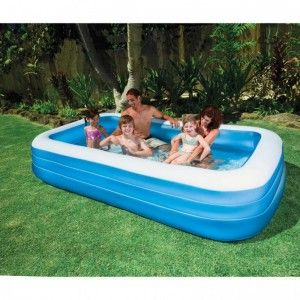 Intex Swim Center Family Pool 305 x 183 x 56 cm Zwembad