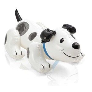 Intex Puppy Ride-On 108 cm Opblaasbare Hond