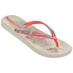 Ipanema Anatomic Lovely Beige/Red