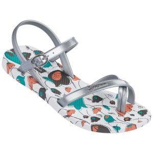 Ipanema Fashion Sandal Kids White/Silver