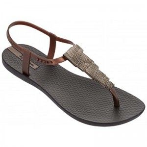 Ipanema Charm Sandal Brown