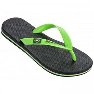 Ipanema Classic Brasil Kids Black/Green