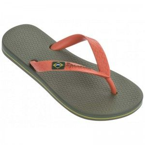 Ipanema Classic Brasil Kids Green/Orange