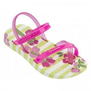 Ipanema Fashion Sandal Baby Yellow/Pink