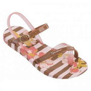 Ipanema Fashion Sandal Kids Pink/Caramel