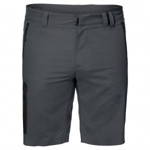 ACTIVE TRACK SHORTS MEN - Dark Iron
