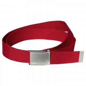 Jack Wolfskin Riem WEBBING BELT WIDE - Dark Steel #84211-6032